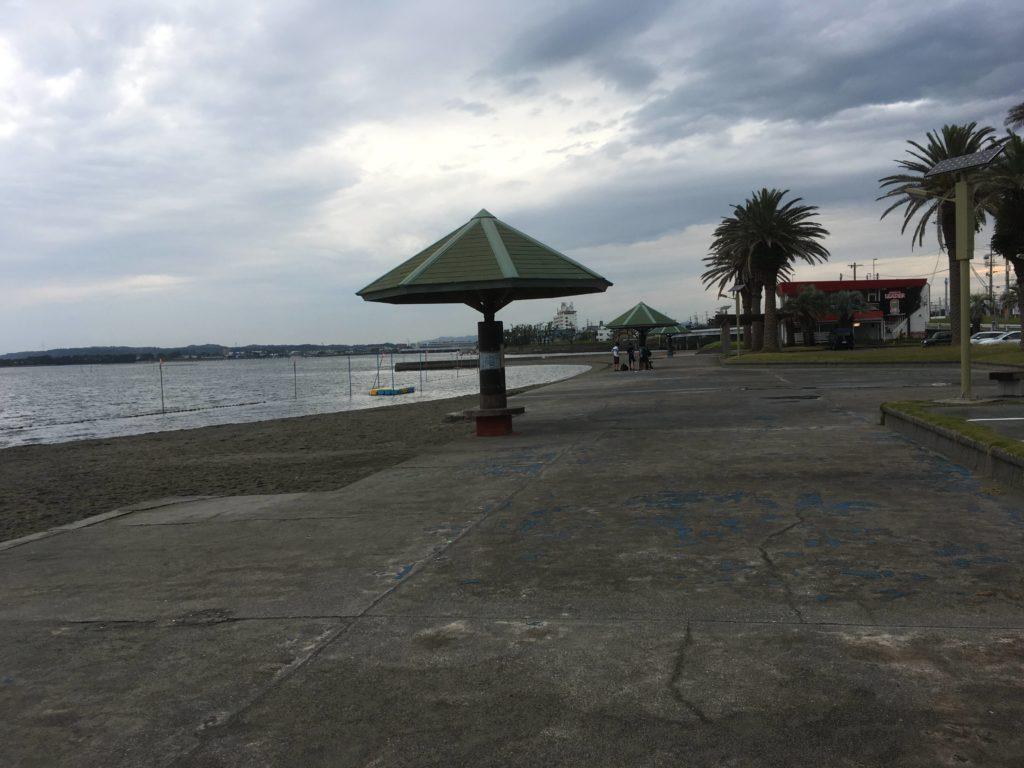 園 場 渚 キャンプ